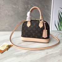 Louis Vuitton Alma Bb #2691