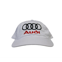 Club Foreign Audi Dad Hat In White