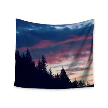 "Robin Dickinson ""Go On Adventures"" Skyline Wall Tapestry"
