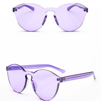 Colorist Sunglasses - Purple