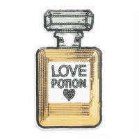 Perfume Sequin Sticker Patches