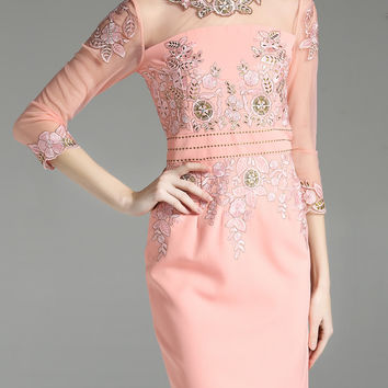 Women's Embroidery Dress