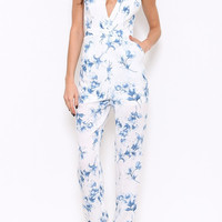 Covered in Flowers Jumpsuit