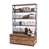 Go Home Baxter Bench | Bookcase - 13167