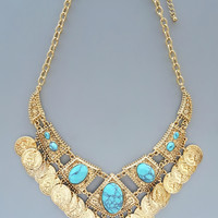 Mesopotamian Song Necklace