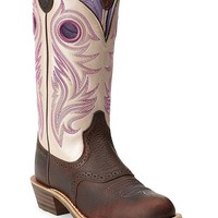 Ariat Shadow Rider Cowgirl Boots - Round Toe - Sheplers