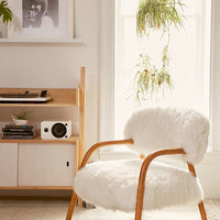 Andy Shaggy Chair - Urban Outfitters
