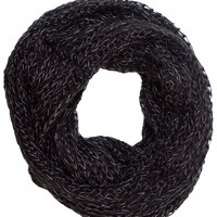 Liberty Infinity Scarf in Black