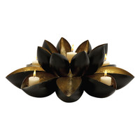 Lotus Votive Holder by UMA at Gilt