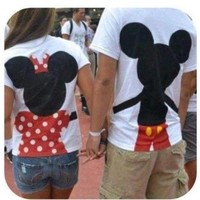 Mickey & Minnie Together Forever!