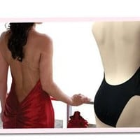 Backless Body Shaper Full Panty