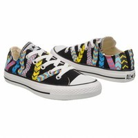 Converse The Chuck Taylor All Star Friendship Bracelet Sneaker in Black: Shoes
