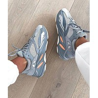 Yeezy 700 Adidas Runner Boost Classic Popular Couple Casual Running Sport Shoes 5#