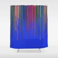 vosak Shower Curtain by Trebam | Society6