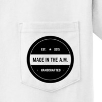 Handcrafted Made In the AM Frocket