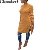 Loose Casual Knitted Sweater