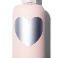 BKR - 1L Water Bottle | Silver Bougie Heart