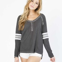 Billabong Women's Relay Race Henley Top