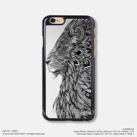 Lion King iPhone Case Black Hard case 485