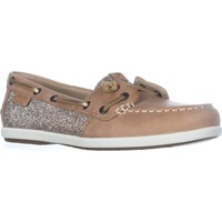 Sperry Top-Sider Coil Ivy Boat Shoes, Linen, 9 US / 40 EU
