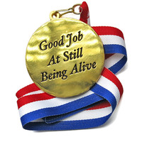 Good Job Award Medal