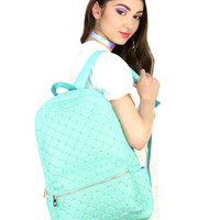 MINTY FRESH BACKPACK