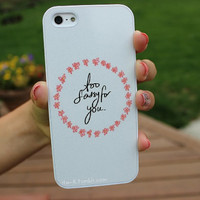 Too Sassy For You Pink Flower Case