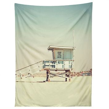 Bree Madden Retro Summer Tapestry
