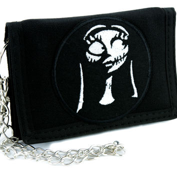 Sally Nightmare Before Christmas Tri-fold Wallet Alternative Clothing Gothic Halloween
