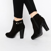 New Look | New Look - Bottines à talon chez ASOS