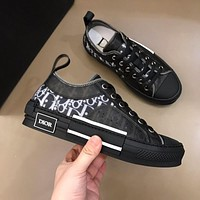 Dior Women Men Fashion Sport Sneakers Shoes