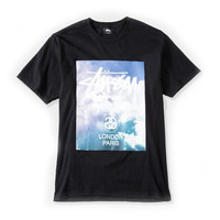 Stussy: WT Clouds Shirt - Black