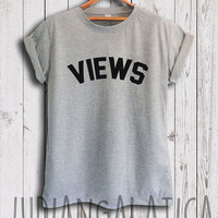 drake views shirt views from the 6 shirt drake tshirt drizzy tshirt unisex size