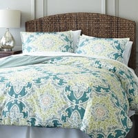 Turquesa Tile Bedding & Duvet
