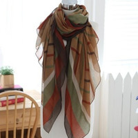 Autumn Winter Fashion Scarf female bali yarn scarf beach towel sun cape
