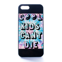 Cool Kids Can't Die Case