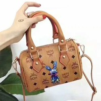 DCCKN6V MCM Women Chain Handbags Shoulder Bag Inclined Shoulder Bag