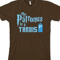 Brown T-Shirt | Hunger Games Doctor Who Shirts