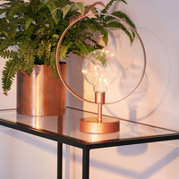 Blair Circle Table Lamp - Urban Outfitters