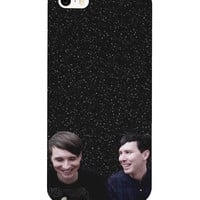 D&P ( Dan and Phil ) Phone Case