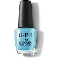 OPI Nail Lacquer - Can't Find My Czechbook 0.5 oz - #NLE75