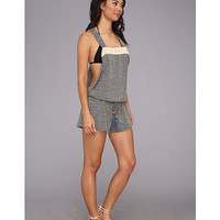 Lucky Brand Pure Spirit Romper Cover-Up