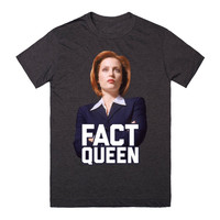Fact Queen (X-files Dana Scully)