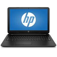 """Walmart: HP Black 15.6"""" 15-f009wm Laptop PC with AMD E1-2100 Accelerated Dual-Core Processor, 4GB Memory, 500GB Hard Drive and Windows 8.1 (DVD/CD DRIVE NOT INCLUDED)"""
