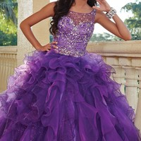 Quinceanera Collection 26764 Dress