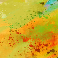 Sunny Side Up - Abstract - Art