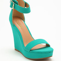 Ankle Strap Wedges - LoveCulture