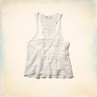 Desert Springs Sweater Tank