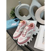 Prada Woman's Men's 2020 New Fashion Casual Shoes Sneaker Sport Running Shoes