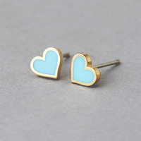 Hot Sale Accessory Simple Design Alloy Earrings [10857813327]